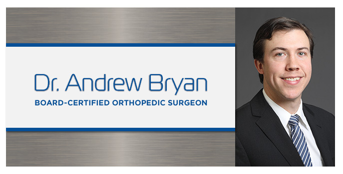 OSM Welcomes Dr. Andrew Bryan!