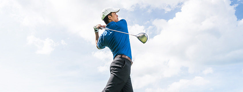 GOLF INJURIES TO THE HAND, WRIST OR ELBOW