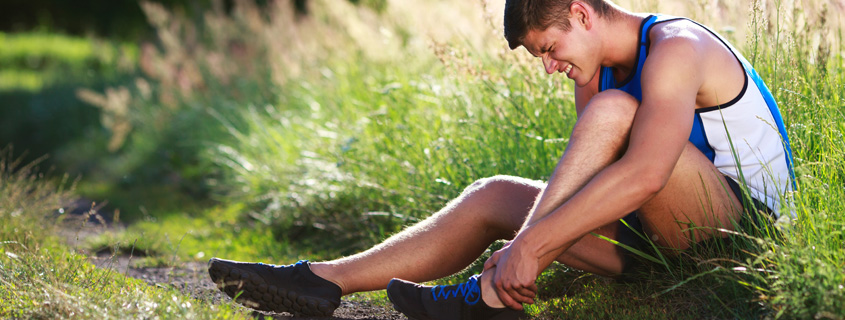Ankle sprains: What's normal and What's not?