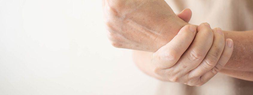 Arthritis of the Wrist