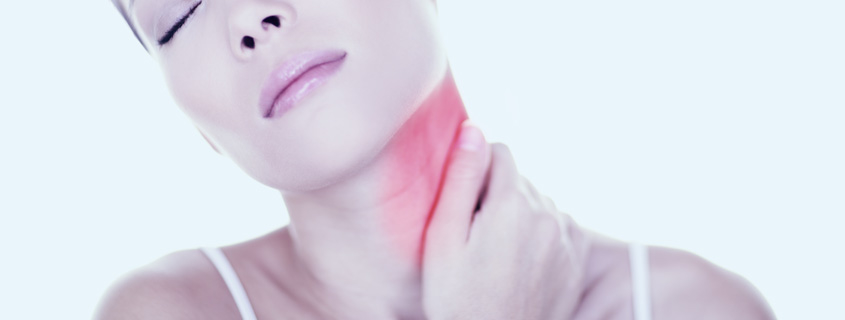 What are the possible causes of neck pain